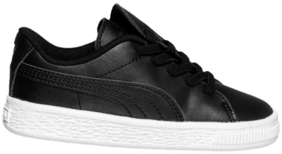 PUMA Basket Crush Meisjes Sneakers 368990-02 zwart 368990-02