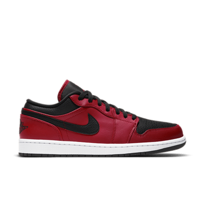 "Air Jordan 1 LOW ""GYM RED"" 553558-605"