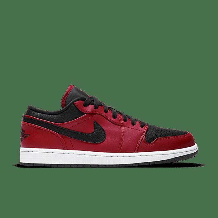 """Air Jordan 1 LOW """"GYM RED"""" 553558-605"""