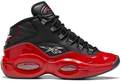 Reebok Question Mid 76ers Bred G57551