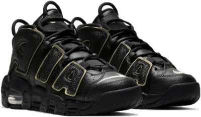Nike Uptempo Black DD3038-001
