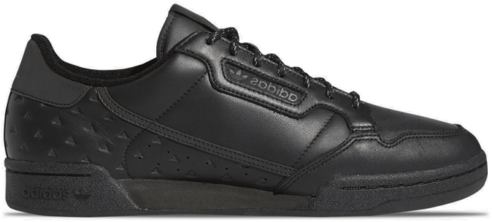 """Adidas Pharell x Continental 80 """"Black Ambition"""" GY4979"""