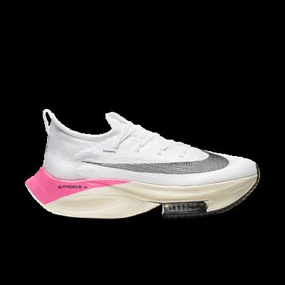 Nike Air Zoom Alphafly Next% Eliud Kipchoge Wit DD8877-100