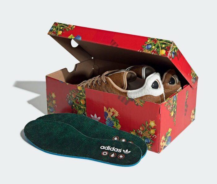 stan adidas smith Christmas