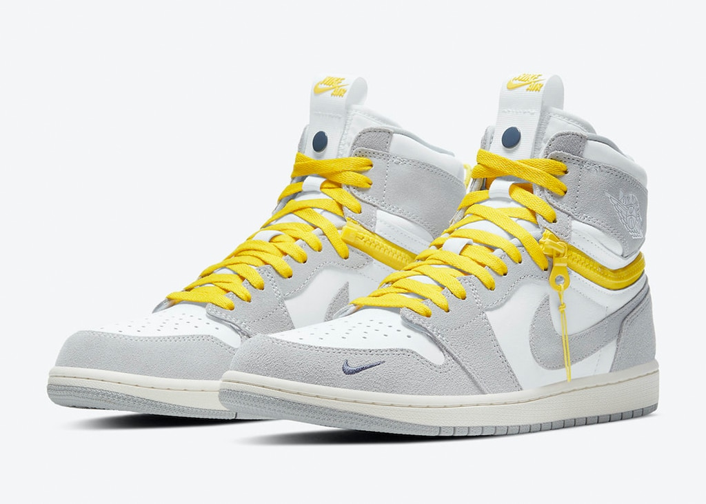 Na geruchten nu ook officiele foto's van de Air Jordan 1 High Switch