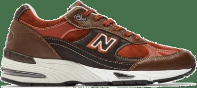 Herren New Balance 991 Deliciosso/Carafe M991BTG