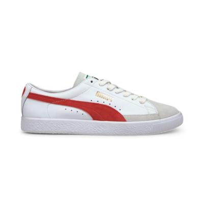 Puma Basket VTG sneakers Wit / Rood 374922_02