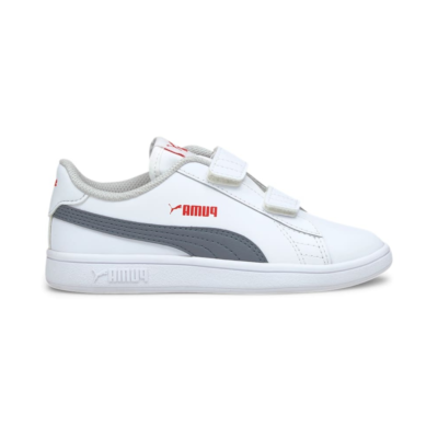 Puma Smash v2 Leather sportscchoenen Wit 365173_25
