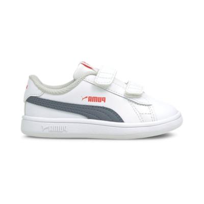 Puma Smash v2 Kids' sportschoenen Wit 365174_25