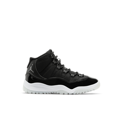"Air Jordan 11 RETRO (PS) ""JUBILEE"" 378039-011"