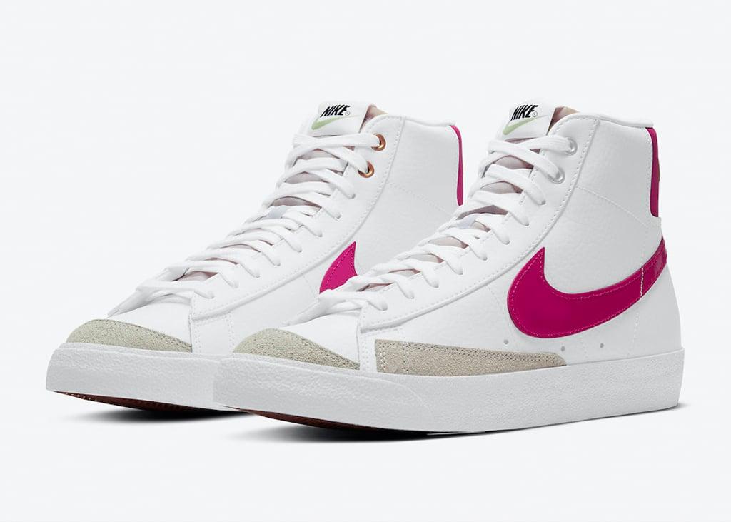 Met frisse sneakers de wereld rond dankzij de Nike Blazer Mid World Tour