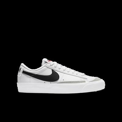 Nike Blazer Low 77 Vintage White Black (GS) DA4074-101