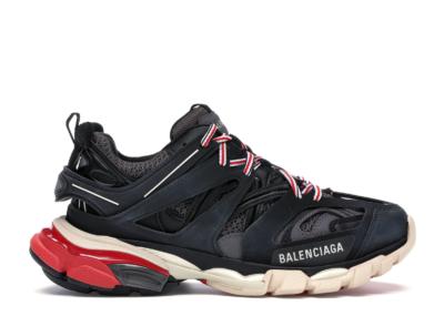 Balenciaga Track Black Red (W) 542436 W1GB 61002