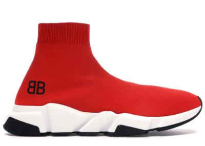 Balenciaga Speed Trainer Red (2019) 513976W05G06501