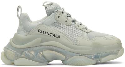 Balenciaga Triple S Clear Sole (W) 544351 W09O1 1705