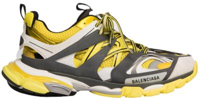 Balenciaga Track Yellow Grey (W) 542436 W1GB2 7184