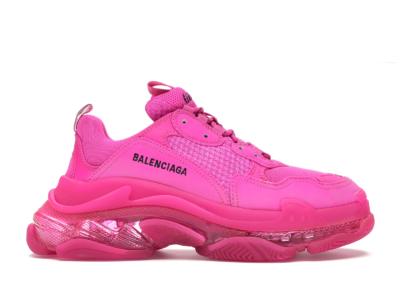 Balenciaga Triple S Pink (W) 544351W2FG15059