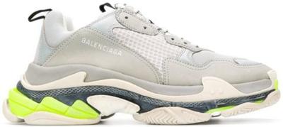 Balenciaga Triple S Grey Fluorescent 541621W09O1-1220