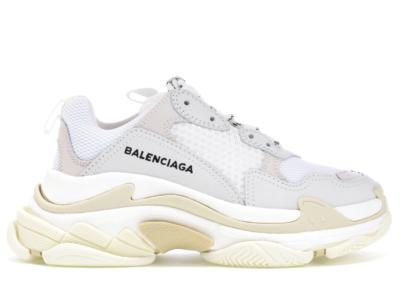 Balenciaga Triple S White (W) (2018 Reissue) 520145-W09E1-9000