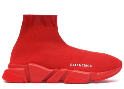 Balenciaga Speed Trainer Red 530353-W05G0-6501