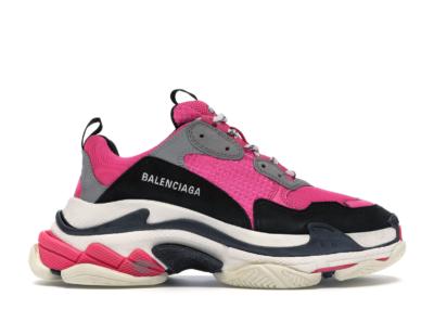 Balenciaga Triple S Neon Pink (W) 524039W09OH6470