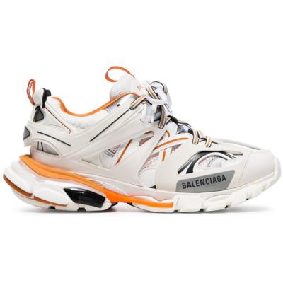 Balenciaga Track White Orange (W) 542436 W1GB1 9059