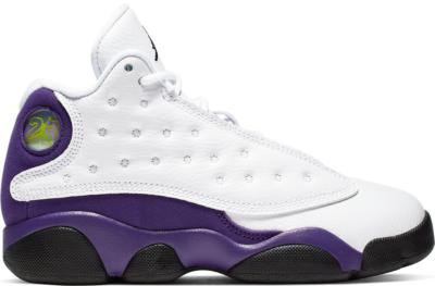 Jordan 13 Retro Lakers (PS) 414575-105