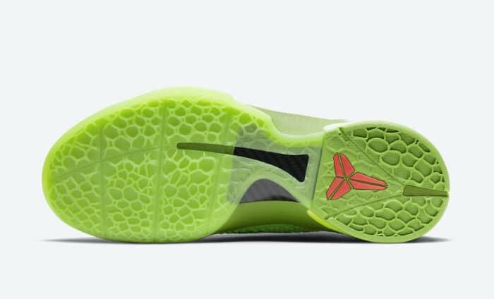 Nike Kobe grinch nike