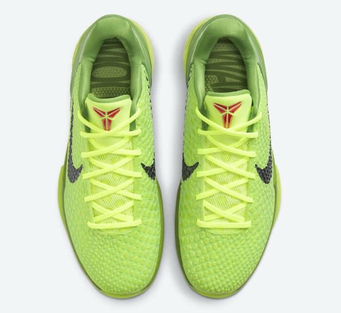 apple green volt Nike Kobe