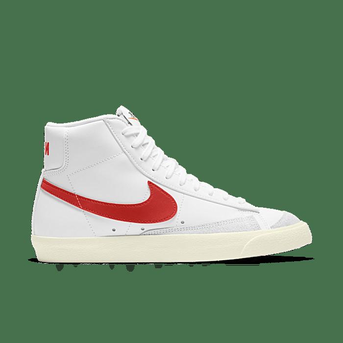 "Nike Blazer Mid 77 Vintage ""Banero Red"" CZ1055-101"