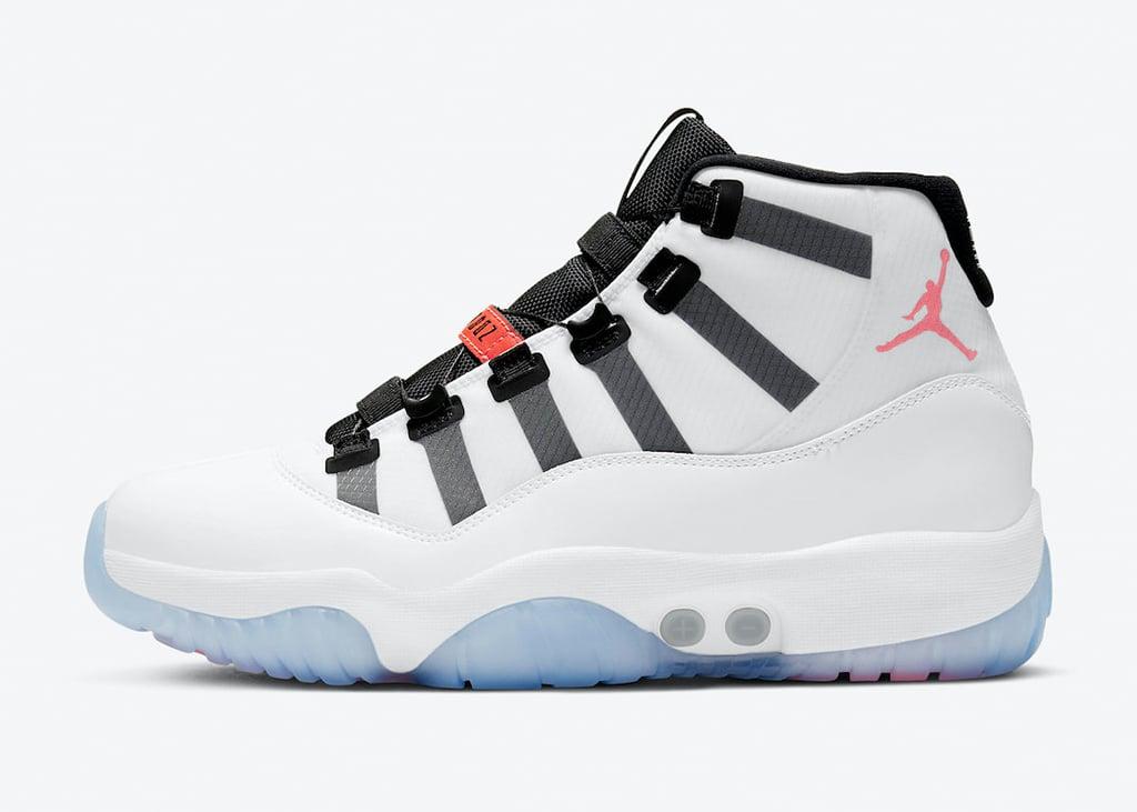 Ook de officiële foto's van de Air Jordan 11 Adapt zijn uitgegeven door Nike
