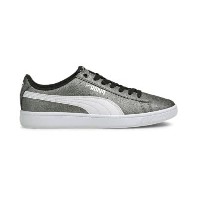 Puma Vikky v2 Glitz 2 sneakers Zwart / Wit / Zilver 373168_06