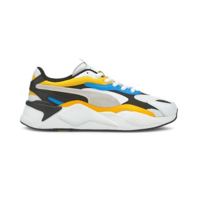 Puma RS-X Prisma sportschoenen Wit / Geel 374758_02