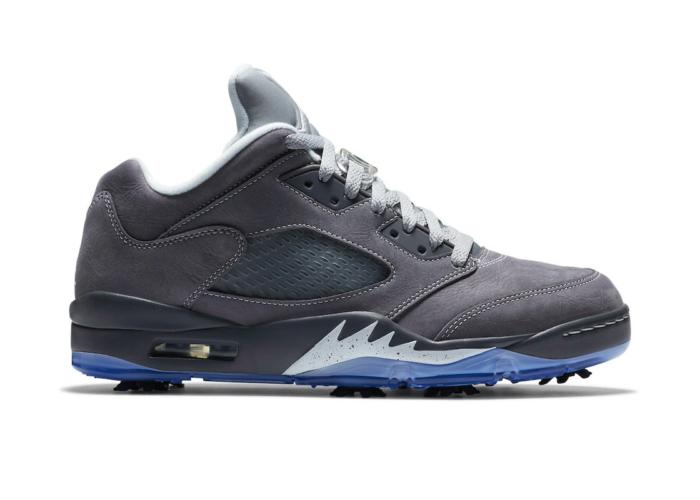 Jordan 5 Golf Low Wolf Grey CU4523-005