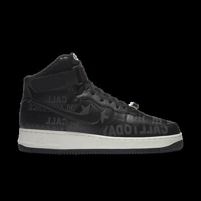 Nike Air Force 1 High Black CU1414-001
