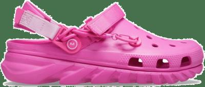Crocs Post Malone x Crocs Duet Max Clog Pink 207268-6QQ