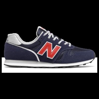 Herren New Balance 373v2 Navy/Red