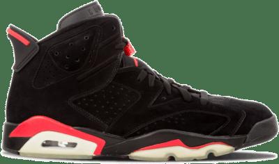 Jordan 6 Retro Black Varsity Red (2010) 384664-061