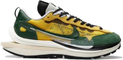 Nike Vaporwaffle sacai Tour Yellow Stadium Green CV1363-700