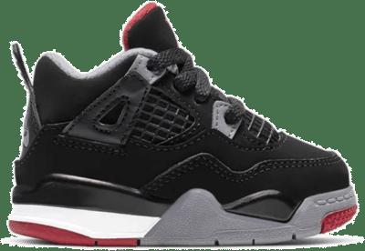 Jordan 4 Retro Bred 2019 (TD) BQ7670-060