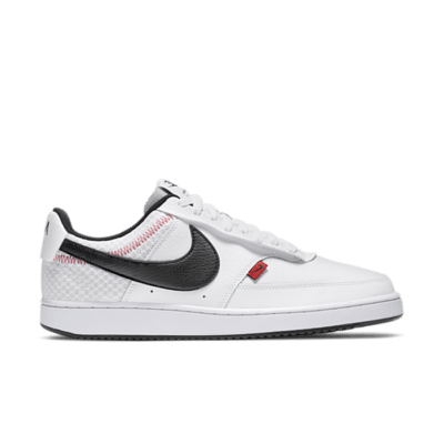 Nike Court Vision Low Premium 'White Black' White CD5464-100