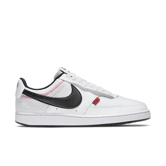 Nike Court Vision Low Premium Wit CD5464-100