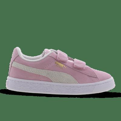 Puma Suede Pink 380563 05