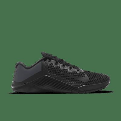 Nike Metcon 6 Zwart CK9388-011