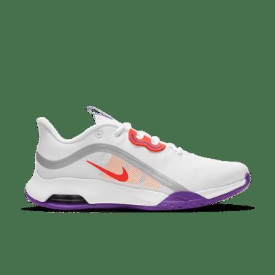 NikeCourt Air Max Volley Hardcourt Wit CU4275-101