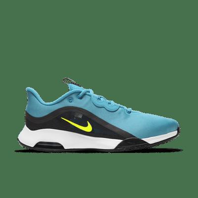 NikeCourt Air Max Volley Hardcourt Blauw CU4274-400