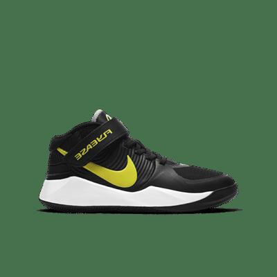 Nike Team Hustle D 9 FlyEase Zwart BV2952-013