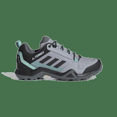 adidas Terrex AX3 GORE-TEX Hiking Halo Silver FX4684