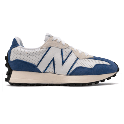 Herren New Balance 327 White/Atlantic MS327PF