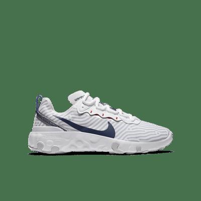 Nike Renew Element 55 Wit CZ5584-100